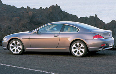 Bmw 6 Series 2005 Cartype