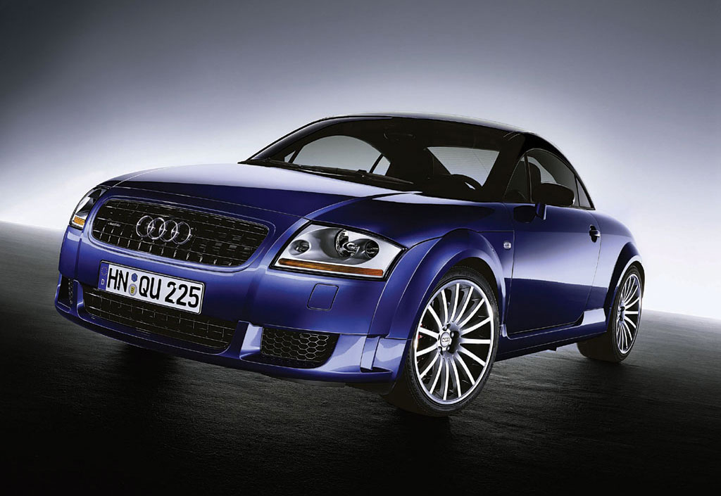 audi tt quattro sport 2005 cartype. Black Bedroom Furniture Sets. Home Design Ideas