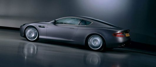 aston martin db9 side1