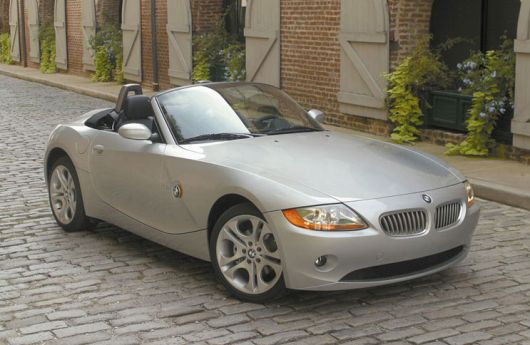 bmw z4 frontside2