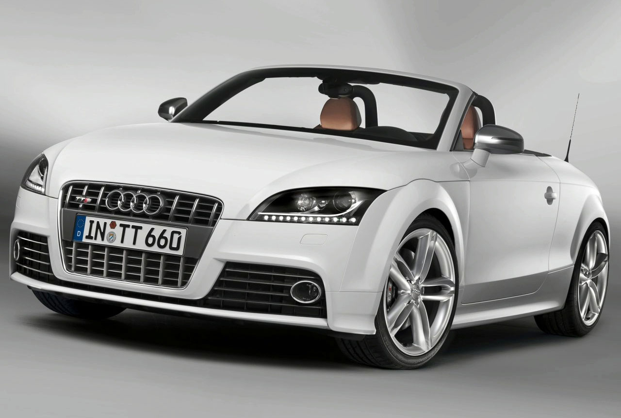audi tts roadster 2008 cartype. Black Bedroom Furniture Sets. Home Design Ideas