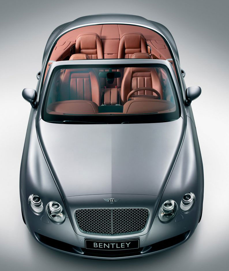 Bentley Continental GTC : 2007