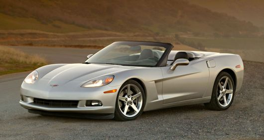 chevy corvette conv fs