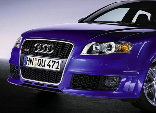 audi rs4 grill