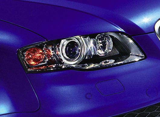 audi rs4 headlight