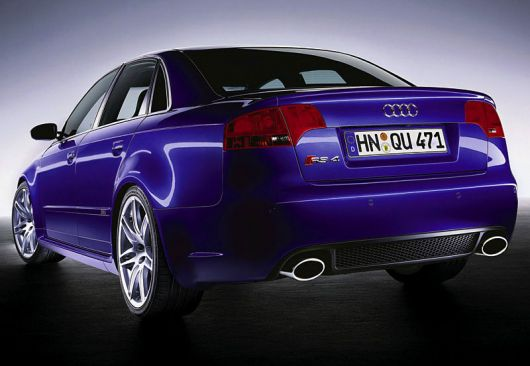 audi rs4 rs1