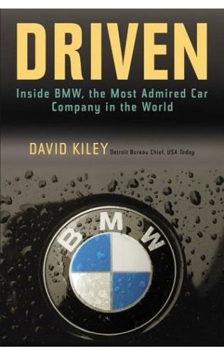 driven inside bmw