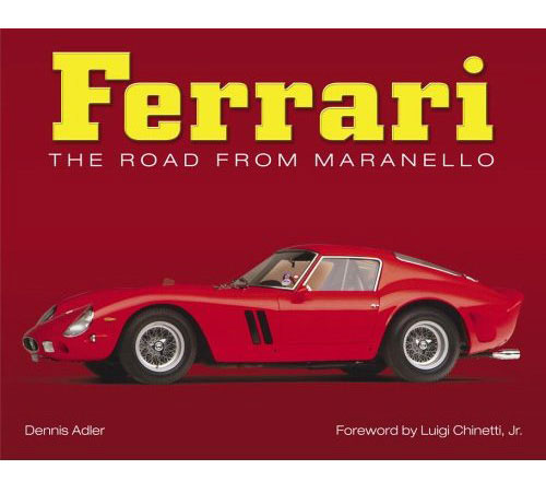 ferrari the road from maranello