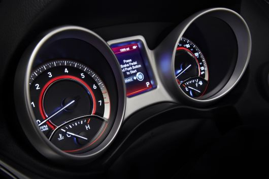 dodge journey gauge cluster 11