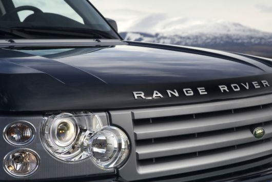 land rover range rover gril