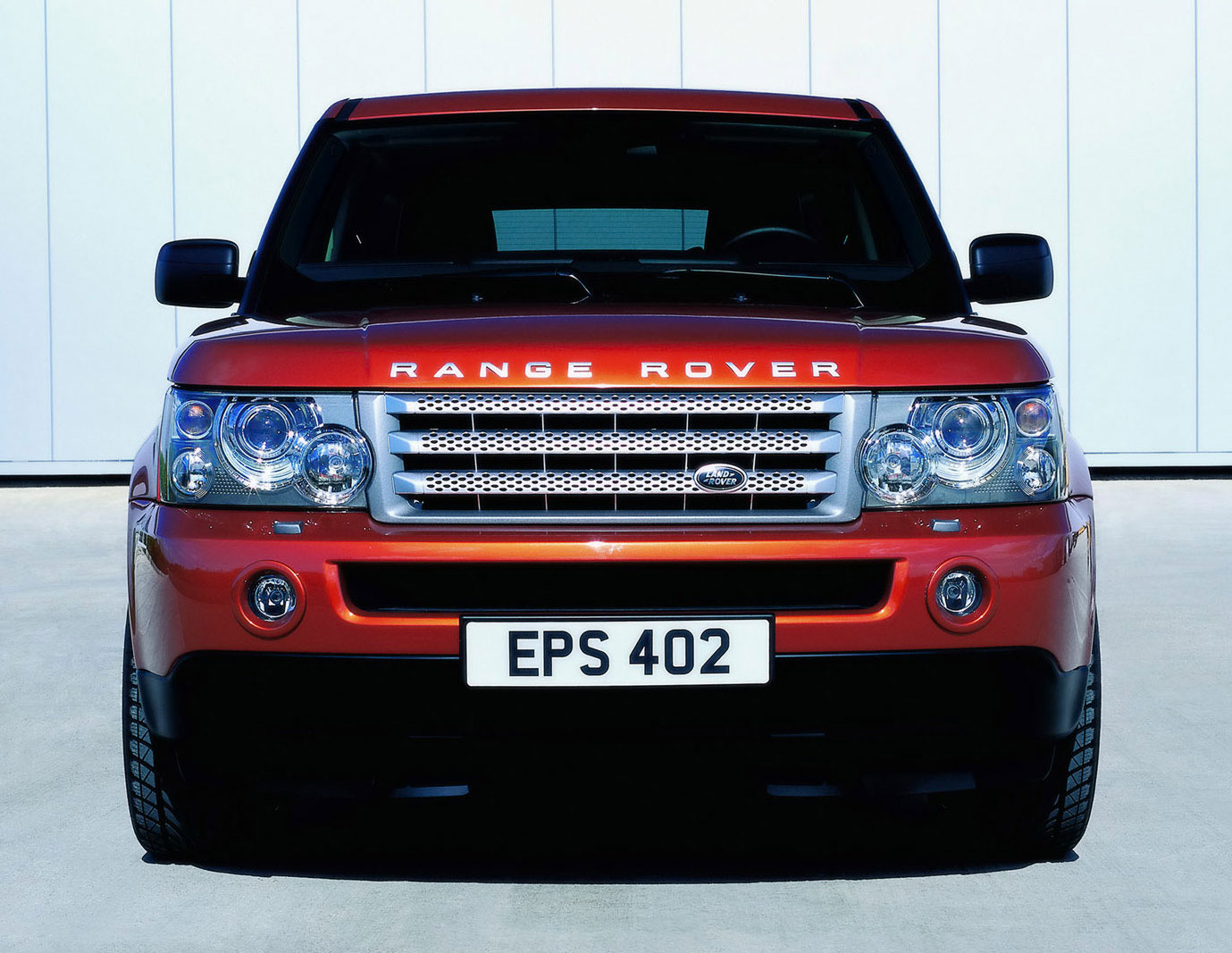 Land Rover Range Rover Sport 2006 Cartype