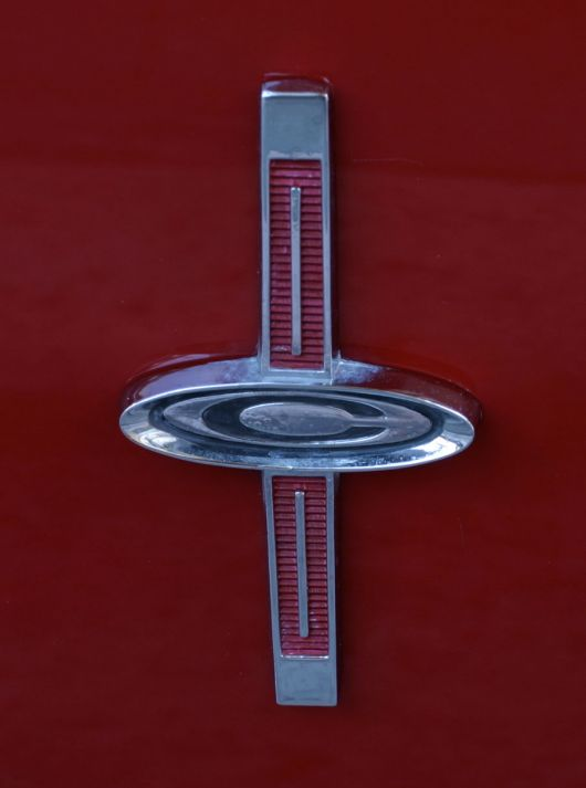 c emblem chevy corvair 66 sm