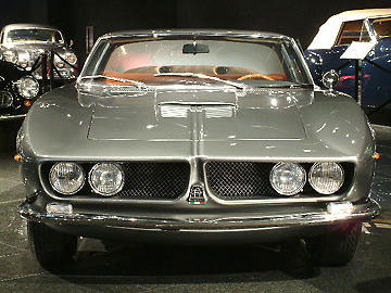iso grifo a3l front