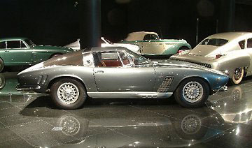 iso grifo a3l side
