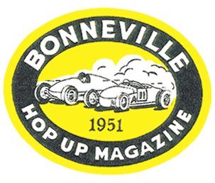 bonneville hop up mag decal 51