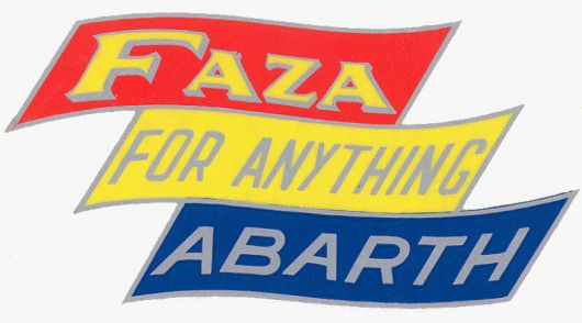faza abarth decal