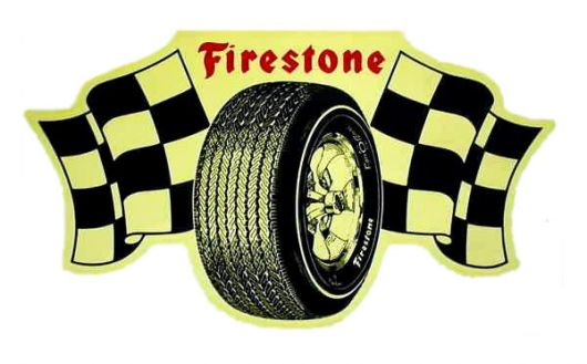 firestone checkered 60s