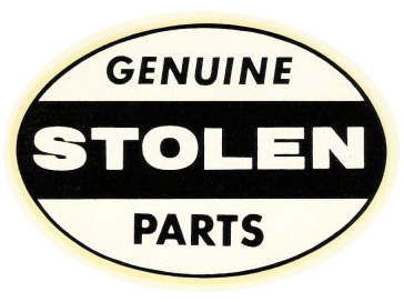 genuine stolen parts ed roth 63