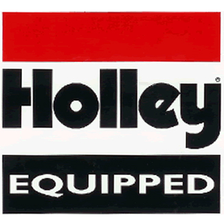holley equiped