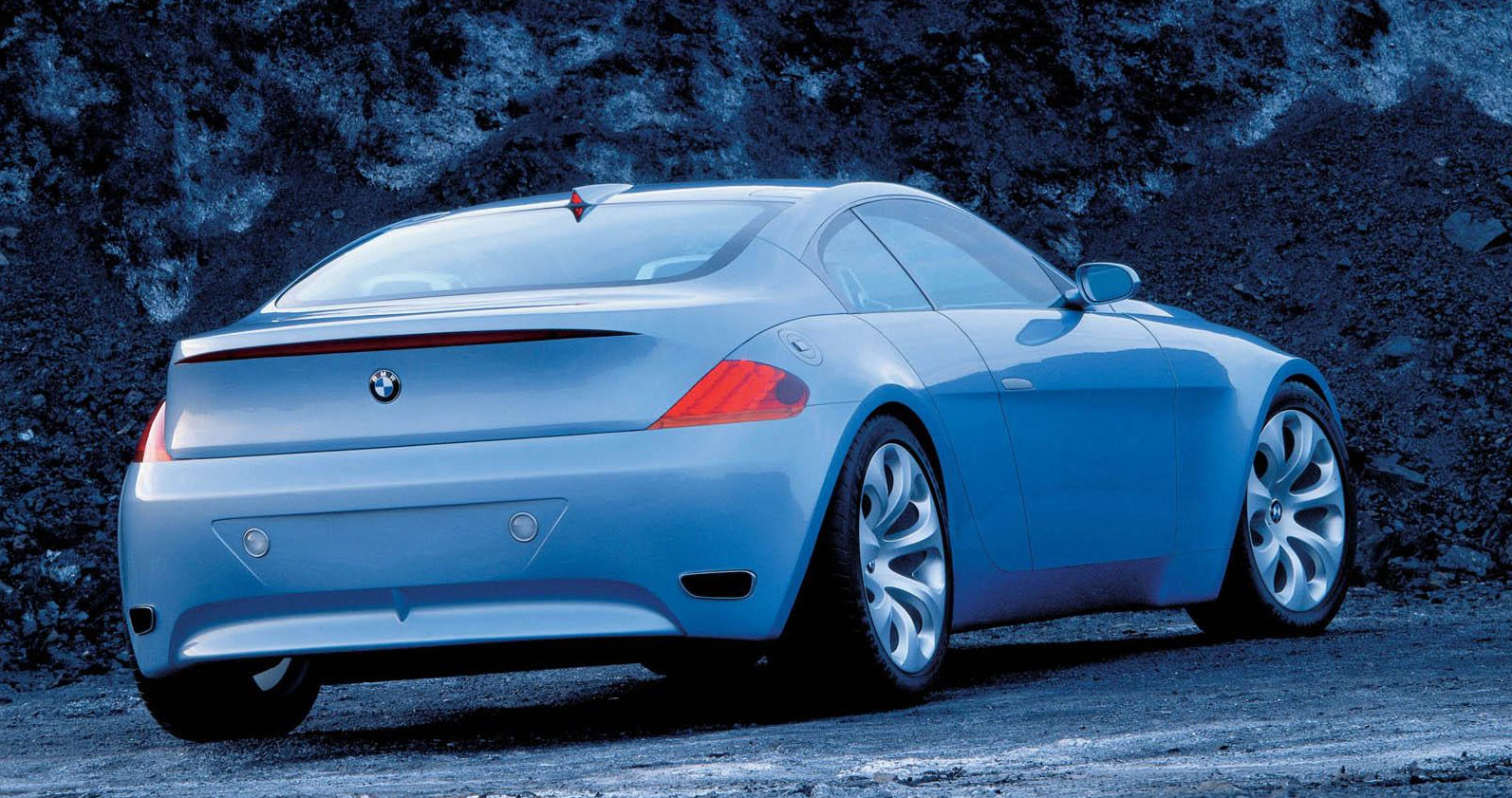 BMW Z9 Coupe : 1999   Cartype