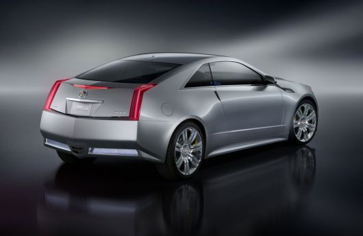 cadillac cts coupe rs1