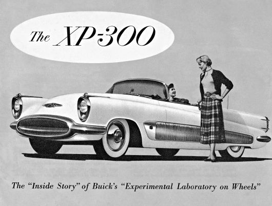 buick xp 300 ad 51