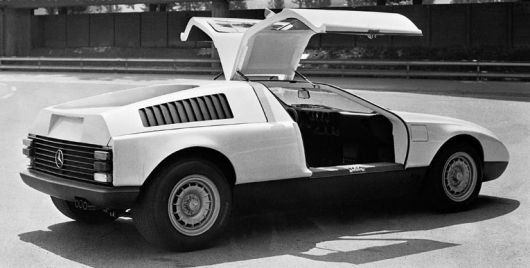 mercedes benz c111 bw3