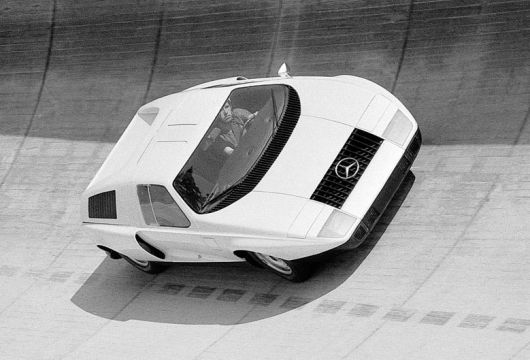 mercedes benz c111 bw5