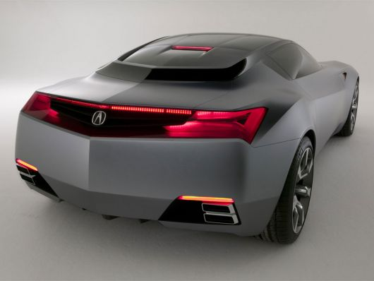 acura advanced sports car rs1