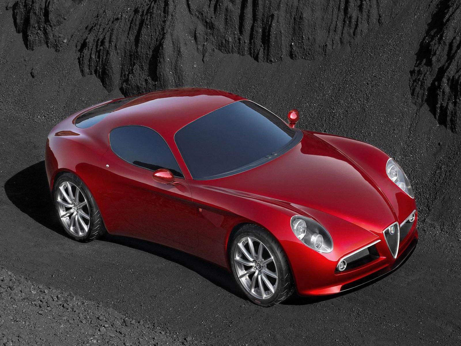 alfa romeo 8c competizione 2003 cartype. Black Bedroom Furniture Sets. Home Design Ideas