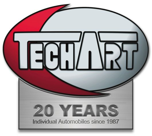 techart 20 year logo