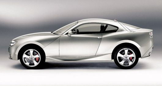 bmw xcoupe side