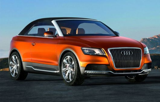 audi cross cabriolet sf3