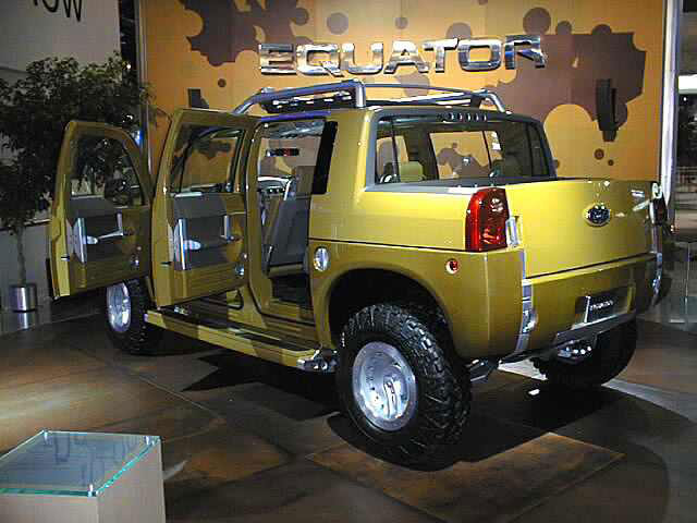 Ford Equator 2001 Cartype