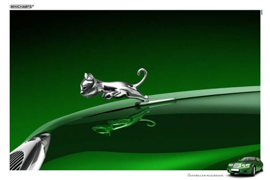 minichamps jaguar