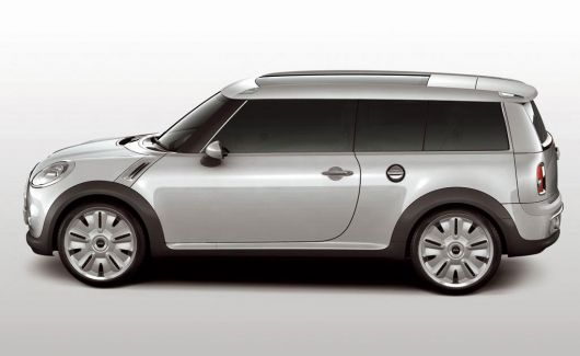 mini countryman side