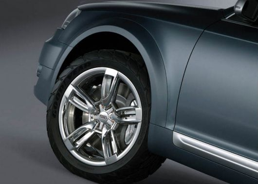 audi allroad wheel