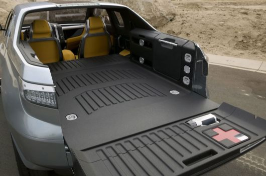 toyota abat bed