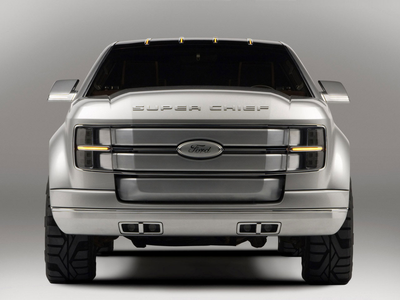 Ford f250 superchief f1