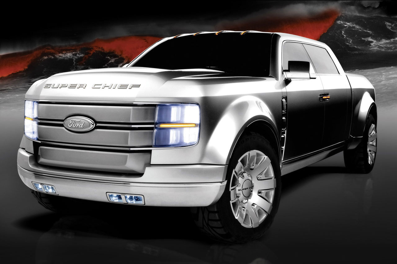 Ford f250 superchief fs2