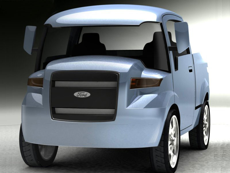ford small truck 2006 cartype. Black Bedroom Furniture Sets. Home Design Ideas