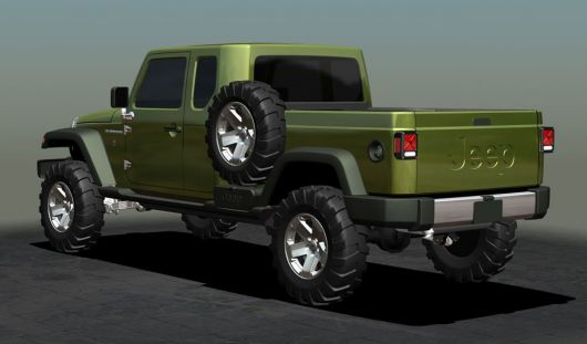 jeep gladiator rs1