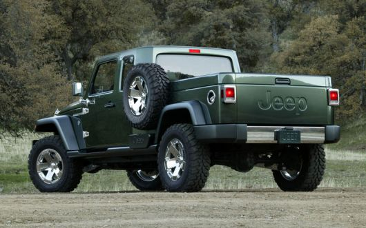jeep gladiator rs2