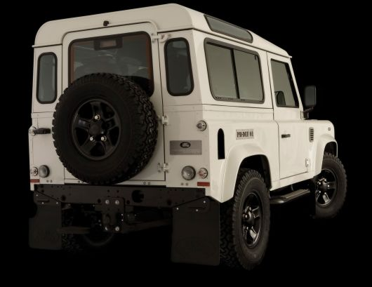 land rover defender pb rs1