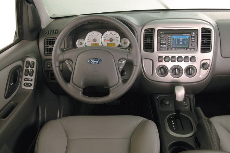 Ford Escape 2005 Cartype