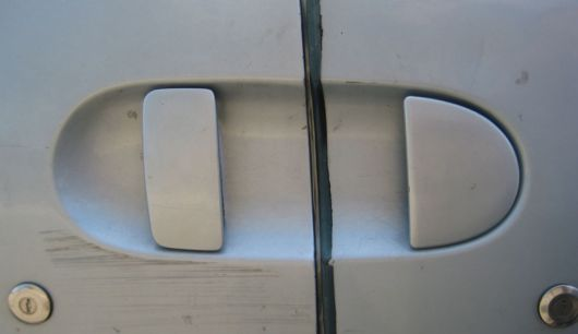 handle nissan quest