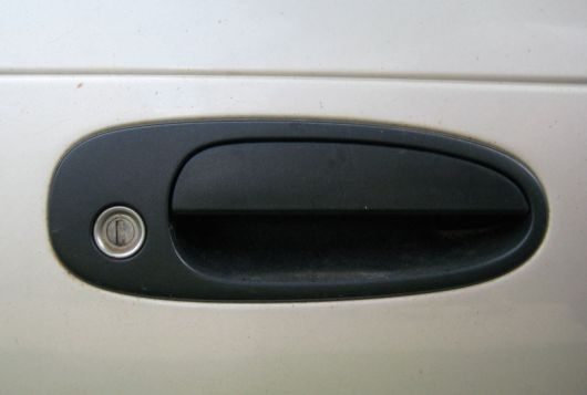handle toyota corolla