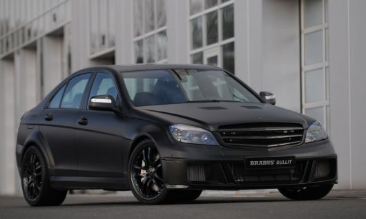 brabus bullit black arrow fs