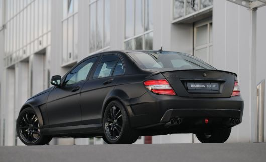 brabus bullit black arrow rs