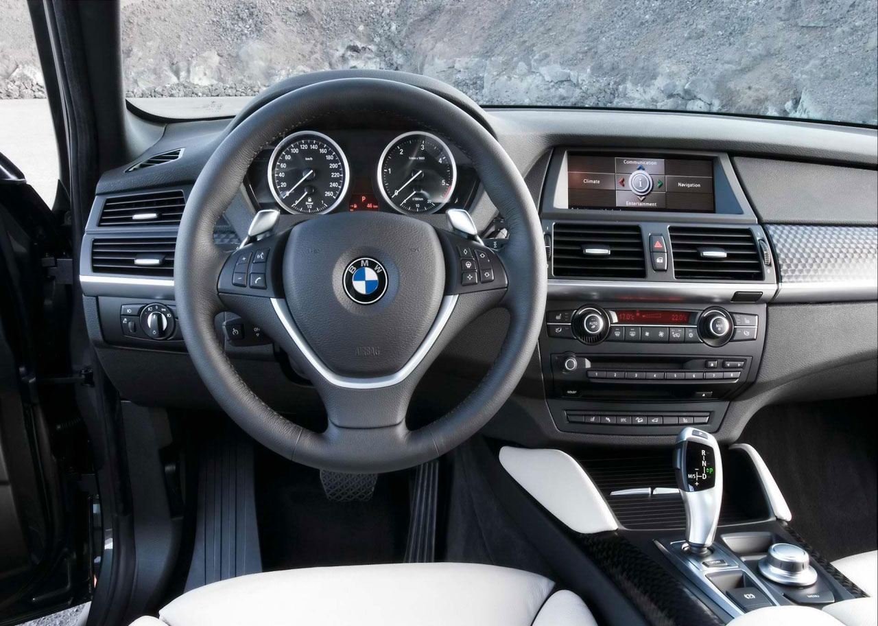 2009 bmw x6 wheel options